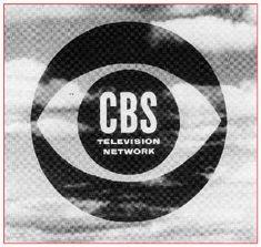 CBS-TV new 1952 logo