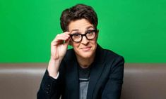 The MSNBC host's show has become a safety blanket for many US progressives. She discusses her demonisation by the right, tackling the president's lies – and coming out at 17 Self Regard, Republican Presidents, Rachel Maddow, Trump Pence, Political Events, Critic, Civil Rights, The Guardian, Girl Boss