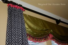 New Window Treatments for the Kitchen | Beyond the Screen Door