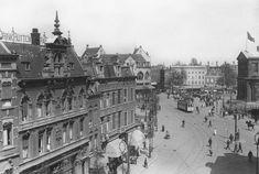 Rotterdam Hofplein 1934