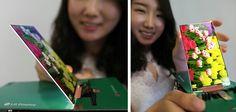 LG 2.2mm Full HD LCD Display