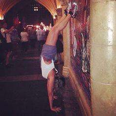 Yogando na Disney