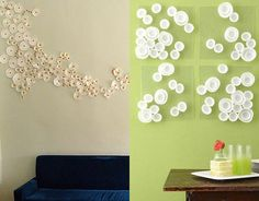 Wallpapers Design Ideas DIY Wall Decor Pictures