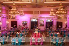 Grand Marquise Ballroom in Garner, NC.  Raleigh weddings.  Neil Boyd Photography.