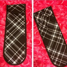 Thirty-One Hot Iron Sleeve Plaid hot iron sleeve by 31. Never used. Inside has thermal protectant. Velcro closes the sleeve and there is an outside pocket as well with elastic closure. Thirty-One Accessories