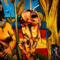 Image result for bolivian murals  graffiti  murals  Pinterest