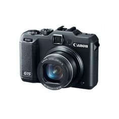 Canon Powershot G15  $499.99  Available for pre-order!