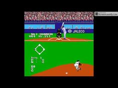 Bases Loaded II Second Season NES Nintendo para jogar - Games Free