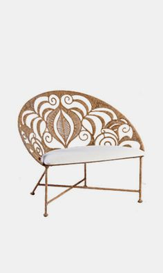 Tiara Accent Chair repined from Elva Fields