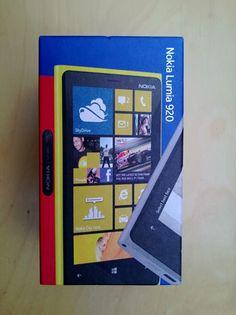 Review: Nokia Lumia 920; Part 1: The packaging   WMPoweruser