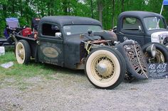 rat rods | Rat Rods | Muscle Car Specifications & Pics