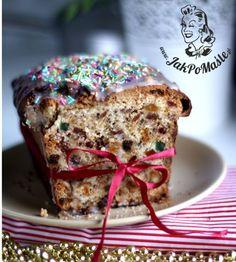 Przepis na puszysty keks z bakaliami | Jak Po Maśle Muffin, Cooking, Breakfast, Recipes, Food, Biscuits, Kitchen, Morning Coffee, Recipies