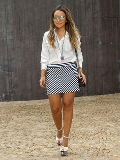 Inspiração: Os 20 Melhores Looks das Blogueiras - mês março - Oh, Lollas Looks…