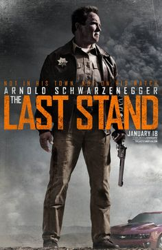 Arnold Schwarzenegger in 'The Last Stand'