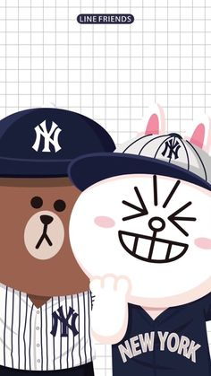 Mlb Wallpaper, Lines Wallpaper, Friends Wallpaper, Couple Wallpaper, Kawaii Wallpaper, Wallpaper Backgrounds, Iphone Wallpaper, Line Cony, Book Cover Background