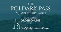The Poldark Pass Membership Card - PoldarksCornwall.com