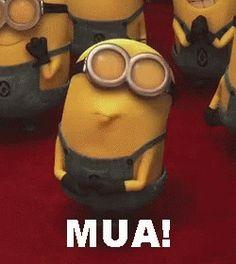 Mua Kiss GIF - Mua Kiss Love - Discover & Share GIFs