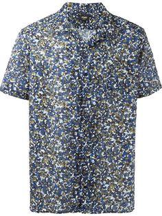 FENDI Granite Print Shirt. #fendi #cloth #shirt