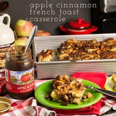 Apple Cinnamon French Toast Casserole - Chattavore