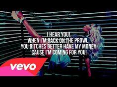 Nicki Minaj - Boss Ass Bitch (Lyrics Video)