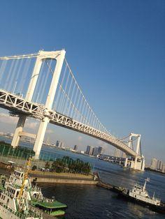 Rainbow Bridge / Tokio /  #レインボーブリッジ