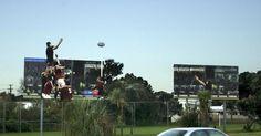 creative sports billboard - Google Search