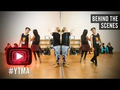 MAX - Gibberish (feat. Hoodie Allen) [Extended Behind the Scenes - YTMAs] - YouTube