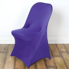 Chair Ties, Chair Sashes, Folding Chair Covers, Purple Wedding Decorations, Spandex Chair Covers, Buy Chair, Wedding Chairs, Event Decor, Color Splash
