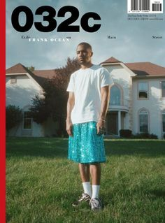Frank Ocean by Petra Collins for Winter 2018 Petra Collins, Frank Ocean Poster, Berlin, Ying Gao, Best Fashion Magazines, Sup Girl, Streetwear, Magazin Design, Fashion Magazine Cover