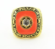 High Quality 2015 2016 Denver #Broncos Championship Ring Solid Fan ...