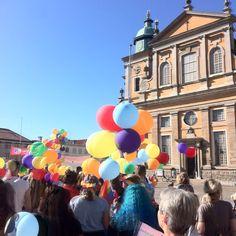 Prideparad Kalmar sep 2016