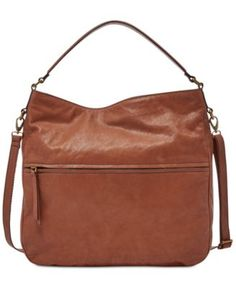 Fossil Corey Leather Hobo  $130.80 Softly structured and seriously stylish, Fossil's must-have leather hobo features plenty of pockets for effortless day-to-night organization.