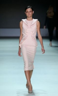 JAMIE ASHKAR: Runway Photos  2013 S/S Come join us ♥ www.facebook.com/bfefashion