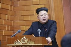 Kim Jong-un frequently visits sites across the country in order to inspect the facilities and give '... - KCNA/Reuters