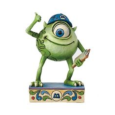 Jim Shore Disney Traditions Mike Figurine