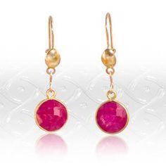 Regenz Ruby 5 carat Classic Earrings Brand New Stone Jewelry, Drop Earrings, Jewels, Store, Classic, Derby, Tent, Shop Local, Drop Earring