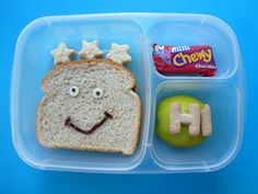 Smile Bento Lunch