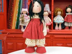 Elizangela Rodrigues – Boneca Olívia – Ateliê na TV