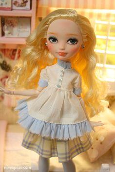 Kết quả hình ảnh cho ever after high doll repaint