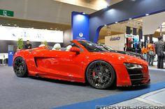 Audi R8 spyder #audi