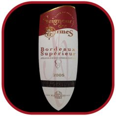UDP Baron d'Espiet - SEIGNEUR DES ORMES - 2005 | Blind Taste 34