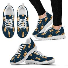 Just launched! Saxophone Shoes. Womens Sneakers http://oompah.shop/products/saxophone-shoes-womens-sneakers
