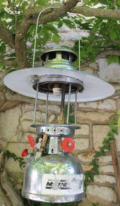 Lampe Anchor Lampe tempête à pression
