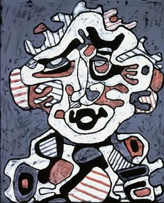 Art from the Margins: Jean Dubuffet, at Pallant House Gallery, 20 October 2012 - 3 February 2013