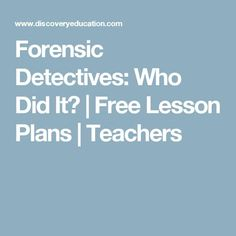 Career Profile Of A Forensic Medical Examiner  Education Career