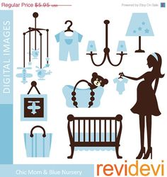 clipart-chic-mom