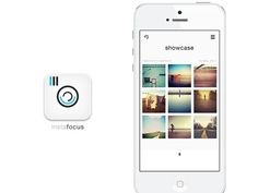 INSTAFOCUS -- We're going to re-imagine instafocus into a community-centric photo sharing platform that you can trust to never sell out.  instafocus by pixl³, via Kickstarter.
