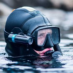 The Paralenz Dive Camera is not just another adventure cam on the market. what sets this one apart from its most direct rivals? Well, for starters it´s a dive cam, so it´s specially designed to film underwater, in fact, it is the world's first acti Underwater Camera Housing, Film Up, Camera Frame, Photography Marketing, Camera Reviews, Camera Gear, Underwater Photography