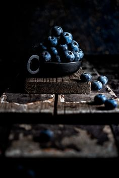 Bowl of blueberries Best Food Photography, Blueberry, Rings For Men, Men Rings, Blueberries