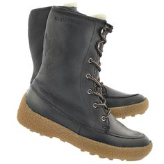 Cougar Women's CHEYENNE black waterproof winter boots CHEYENNE BLK